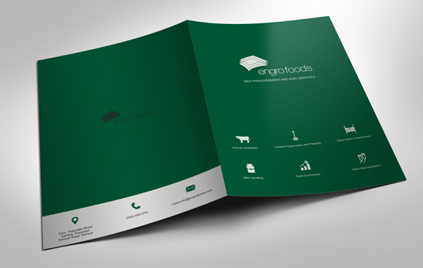 Engro Foods Presentation Folder Title