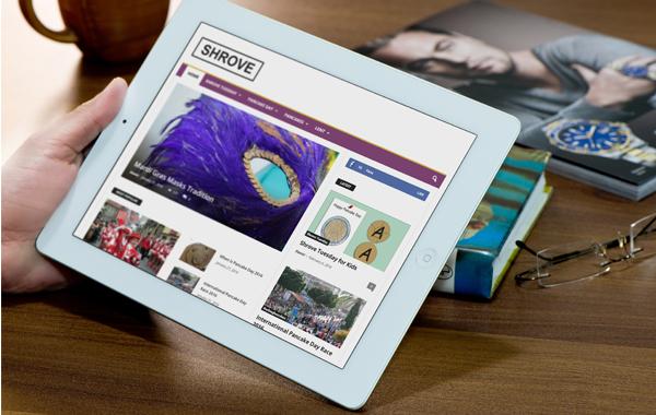 Shrove Event News Blog Website