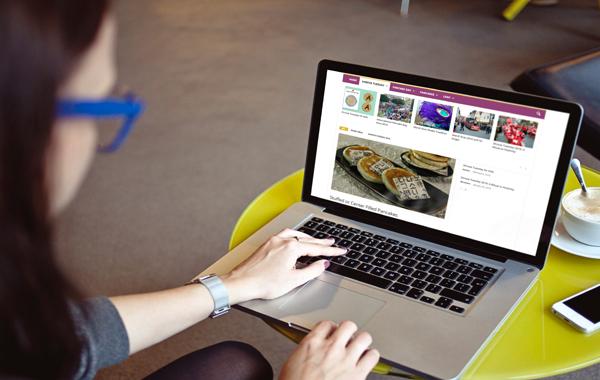 Pancake Day Blog Website